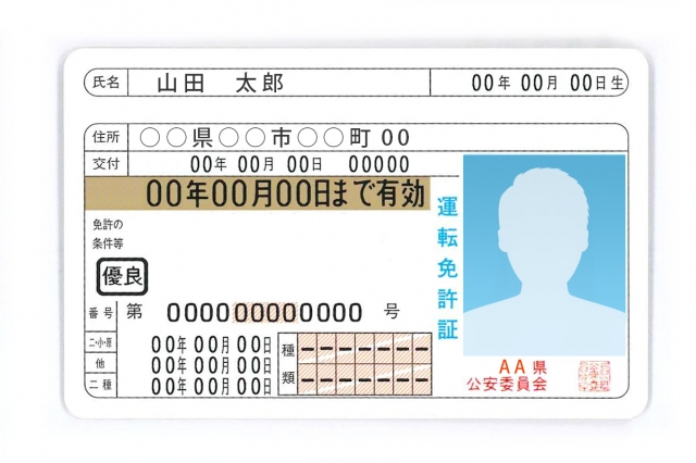 株式会社ジャストライト浪岡智がお送りする「運転免許証の更新業務」についてのイメージ画像