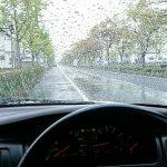 株式会社ジャストライト浪岡 智がお送りする車のワイパーのフロントガラスについてのイメージ画像